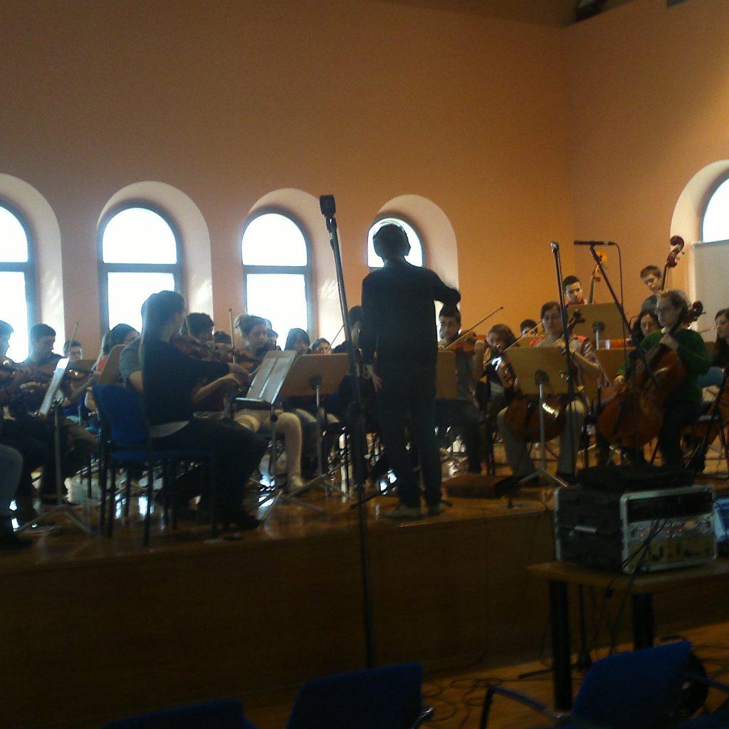 Joven Orquesta Collegium Musicum De La Universidad La Rioja