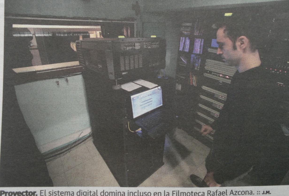 Sonosfera En La Prensa – Azcona